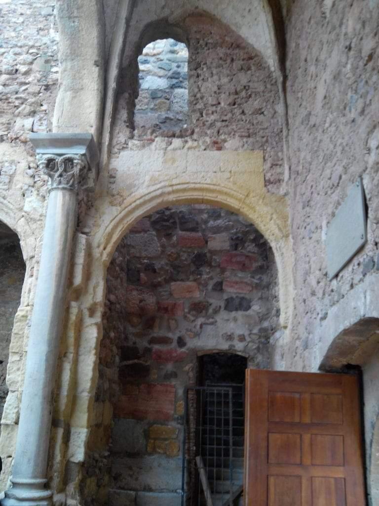 Coro de la catedral vieja de Cartagena