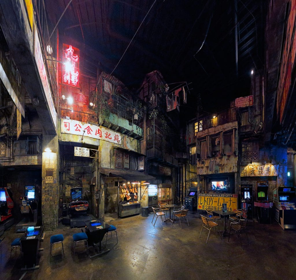 Cybercafe Kawasaki de Kowloon