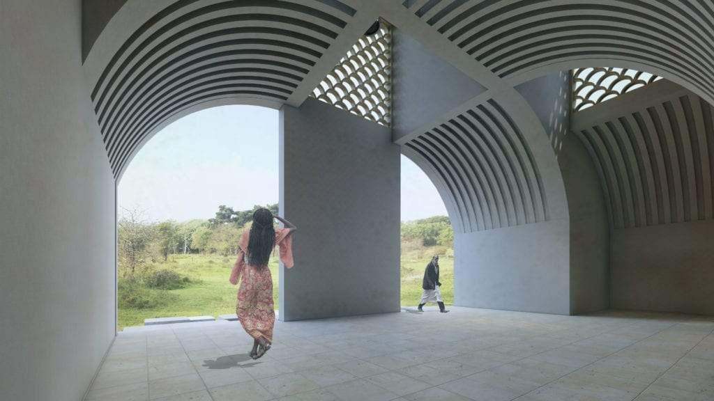 rwanda chapel atrio