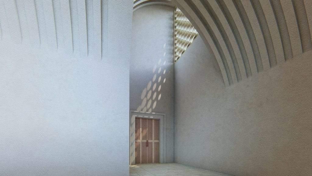 sacristia rwanda chapel