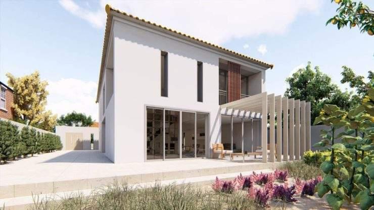 Rehabilitación de vivinda en El Palmar Murcia