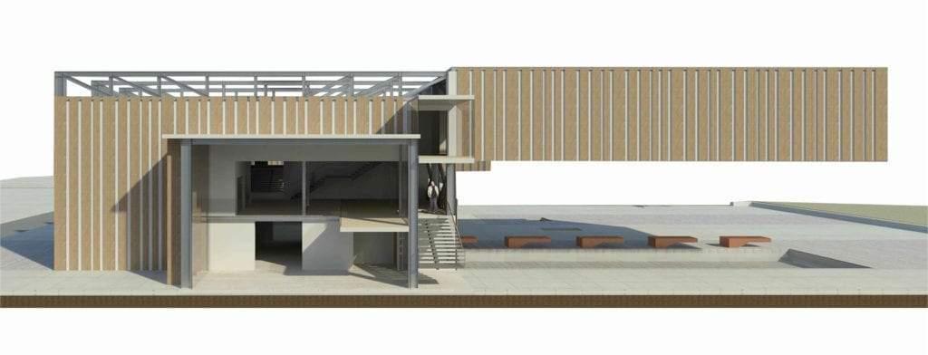 Centro de piraguismo y deportes acuáticos en Lo Pagán