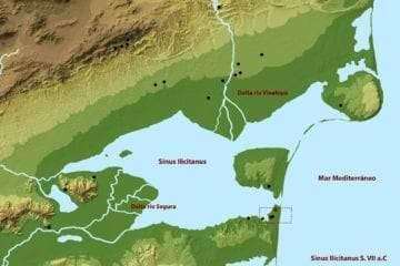 Asentamientos fenicios en el Sinus Ilicitanus