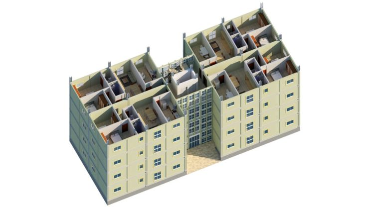 Taurus viviendas de plástico reciclado