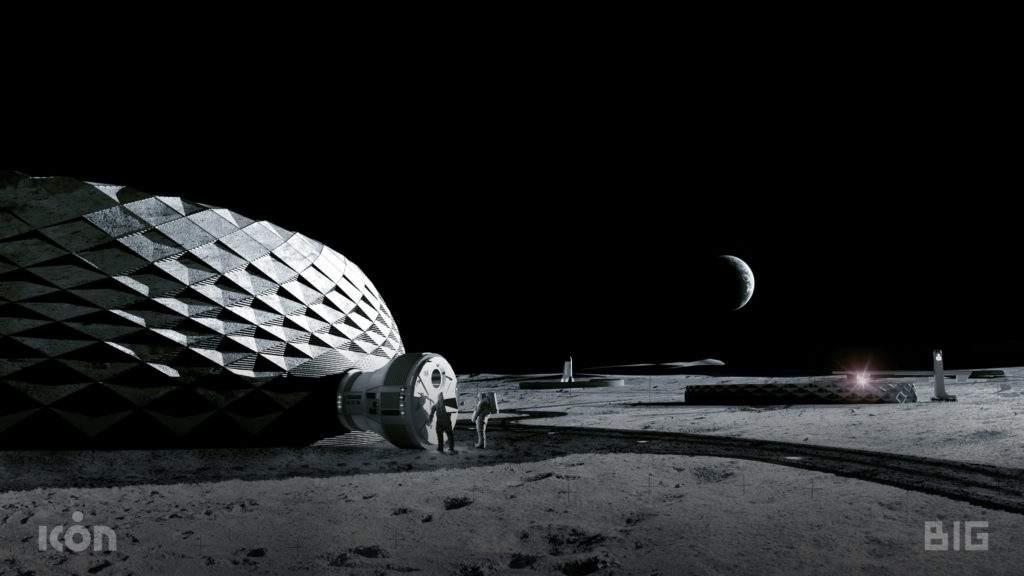 acceso construcciones lunares