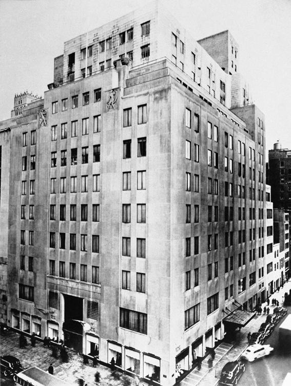 Edificio Bonwit Teller