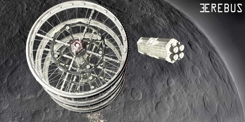 Imagen principal Erebus la ciudad espacial