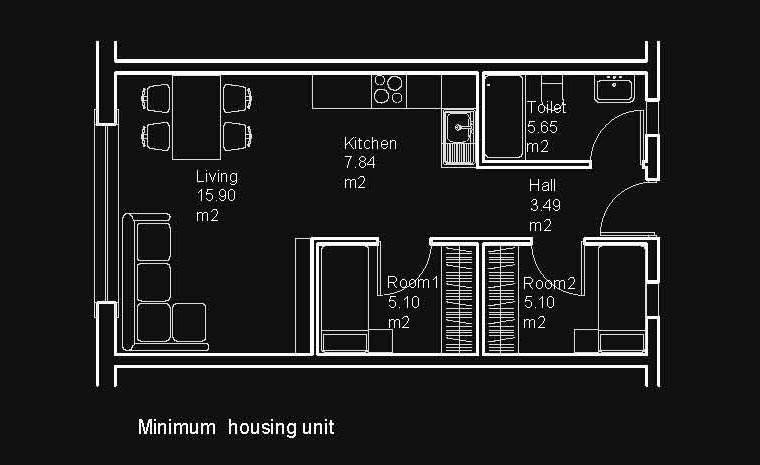 Unidad de habitacion espacial