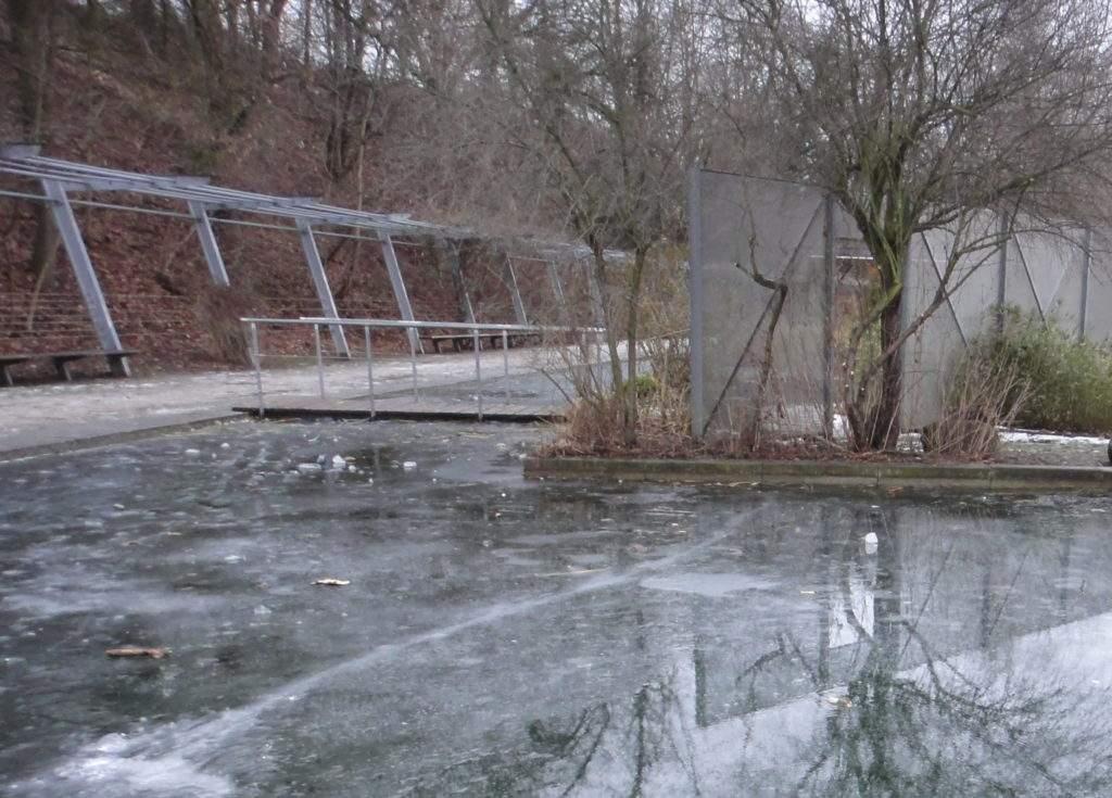 hielo y nieve