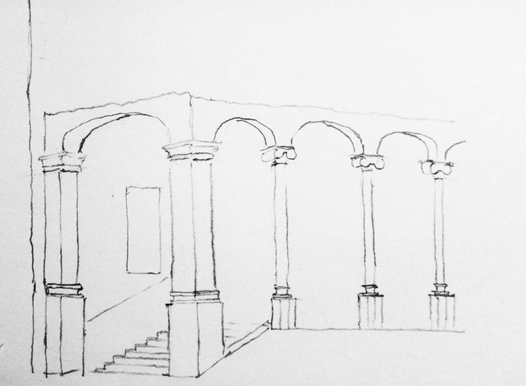picado-portico-casa-misericordia
